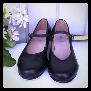 Bloch Techno Tap Shoes 02 H Size 9 Mary Janes